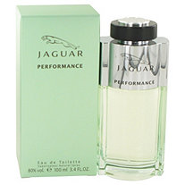 Jaguar Performance by Jaguar for Men Eau De Toilette Spray 3.4 oz
