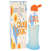 I Love Love by Moschino for Women Eau De Toilette Spray 3.4 oz