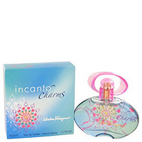 Incanto Charms by Salvatore Ferragamo for Women Eau De Toilette Spray 1.7 oz