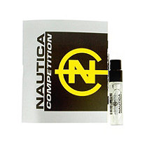 NAUTICA COMPETITION by Nautica for Men Vial (Yellow sample) .04 oz