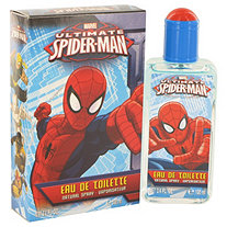 Spiderman by Marvel for Men Eau De Toilette Spray 3.4 oz
