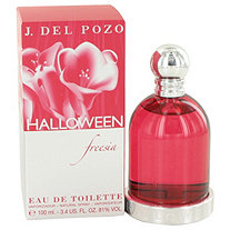 Halloween Freesia by Jesus Del Pozo for Women Eau De Toilette Spray 3.4 oz