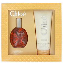 CHLOE by Chloe for Women Gift Set -- 3 oz Eau De Toilette Spray + 6.8 oz Body Lotion