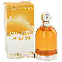 Halloween Sun by Jesus Del Pozo for Women Eau De Toilette Spray 3.4 oz