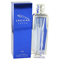 Jaguar Fresh by Jaguar for Men Eau De Toilette Spray 3.4 oz