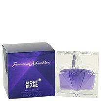 FEMME DE MONT BLANC by Mont Blanc for Women Eau De Toilette Spray 1.6 oz