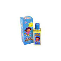 Dora Good Morning by Dora The Explorer for Women Eau De Toilette Spray 3.4 oz