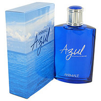 ANIMALE AZUL by Animale for Men Eau De Toilette Spray 3.4 oz