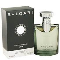 Bvlgari Pour Homme Soir by Bvlgari for Men Eau De Toilette Spray 1.7 oz