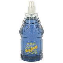 BLUE JEANS by Versace for Men Eau De Toilette Spray (Tester) 2.5 oz