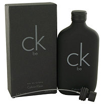CK BE by Calvin Klein for Men Eau De Toilette Spray 6.6 oz