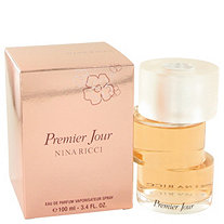Premier Jour by Nina Ricci for Women Eau De Parfum Spray 3.3 oz