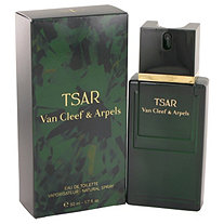 TSAR by Van Cleef & Arpels for Men Eau De Toilette Spray 1.6 oz