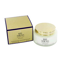 WHITE DIAMONDS by Elizabeth Taylor for Women Body Cream 8.4 oz