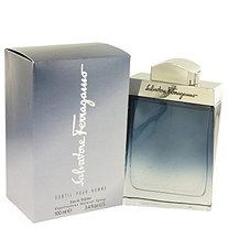 Subtil by Salvatore Ferragamo for Men Eau De Toilette Spray 3.4 oz