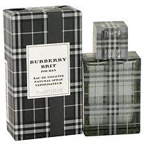 Burberry Brit by Burberrys for Men Eau De Toilette Spray 1 oz