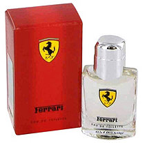 FERRARI RED by Ferrari for Men Mini EDT .13 oz