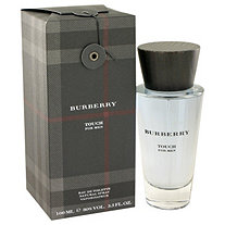 BURBERRY TOUCH by Burberrys for Men Eau De Toilette Spray 3.3 oz