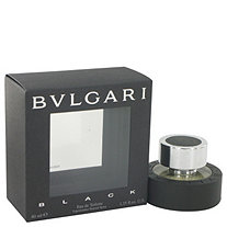 BVLGARI BLACK (Bulgari) by Bvlgari for Women Eau De Toilette Spray 1.3 oz