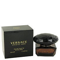 Crystal Noir by Versace for Women Eau De Toilette Spray 1.7 oz