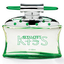 Sex In The City Kiss for Women Eau De Parfum Spray 3.3 oz