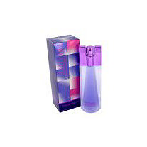 Fujiyama Deep Purple by Succes De Paris for Women Eau De Toilette Spray 3.4 oz