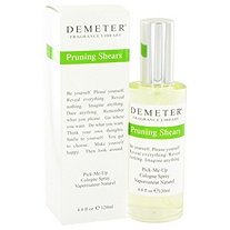 Demeter by Demeter for Women Pruning Shears Cologne Spray 4 oz