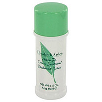 GREEN TEA by Elizabeth Arden for Women Deodorant Cream 1.5 oz