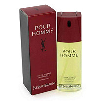 YSL by Yves Saint Laurent for Men Eau De Toilette Conc. Spray 3.4 oz