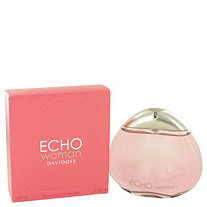 Echo by Davidoff for Women Eau De Parfum Spray 3.4 oz