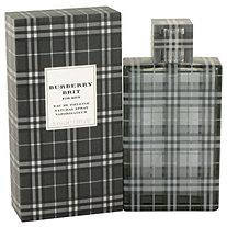 Burberry Brit by Burberrys for Men Eau De Toilette Spray 3.4 oz
