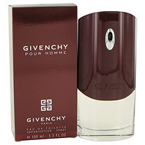 Givenchy (Purple Box) by Givenchy for Men Eau De Toilette Spray 3.3 oz