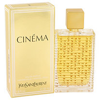 Cinema by Yves Saint Laurent for Women Eau De Parfum Spray 1.6 oz