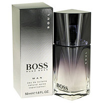 Boss Soul by Hugo Boss for Men Eau De Toilette Spray 1.7 oz