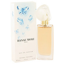 HANAE MORI by Hanae Mori for Women Eau De Parfum Spray (Blue Butterfly) 1 oz
