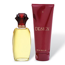 DESIGN by Paul Sebastian for Women Gift Set -- 3.4 oz Eau De Parfum Spray + 6.7 oz Body Lotion