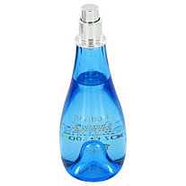 COOL WATER by Davidoff for Women Eau De Toilette Spray (Tester) 3.4 oz