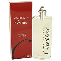 DECLARATION by Cartier for Men Eau De Toilette Spray 3.3 oz