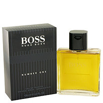 BOSS NO. 1 by Hugo Boss for Men Eau De Toilette Spray 4.2 oz