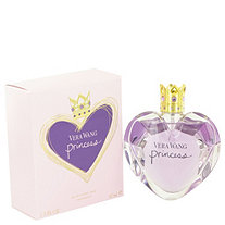 Princess by Vera Wang for Women Eau De Toilette Spray 1.7 oz