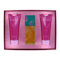 ANIMALE by Animale for Women Gift Set -- 3.4 oz Eau De Parfum Spray + 6.7 oz Body Lotion + 6.7 oz Body Gel