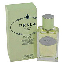 Infusion D'iris by Prada for Women Eau De Parfum Spray 1.7 oz