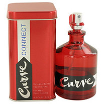 Curve Connect by Liz Claiborne for Men Eau De Cologne Spray 4.2 oz