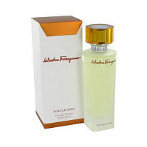 Tuscan Soul by Salvatore Ferragamo for Men Eau De Toilette Spray 4.2 oz