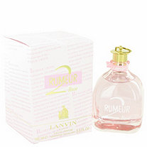 Rumeur 2 Rose by Lanvin for Women Eau De Parfum Spray 3.4 oz