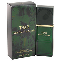 TSAR by Van Cleef and Arpels for Men Eau De Toilette Spray 1 oz