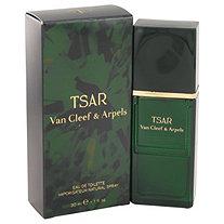 TSAR by Van Cleef and Arpels for Men Eau De Toilette Spray 1 oz