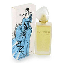 Hanae Mori Haute Couture by Hanae Mori for Women Eau De Toilette Spray 3.4 oz