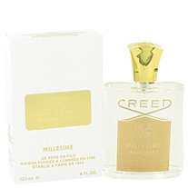 MILLESIME IMPERIAL by Creed for Men Millesime Spray 4 oz