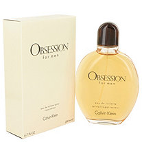 OBSESSION by Calvin Klein for Men Eau De Toilette Spray 6.7 oz